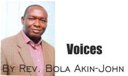 Voices, by Rev Akin Bola-John