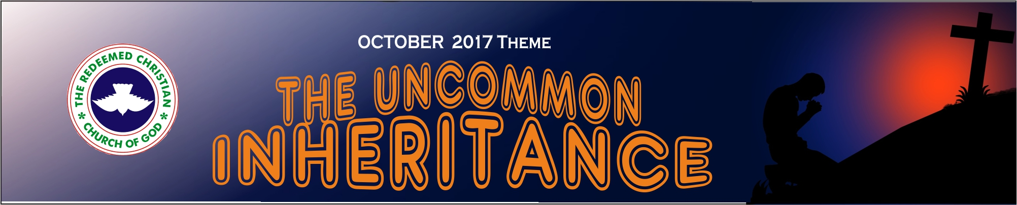 October 2017 Theme – The Uncommon Inheritance