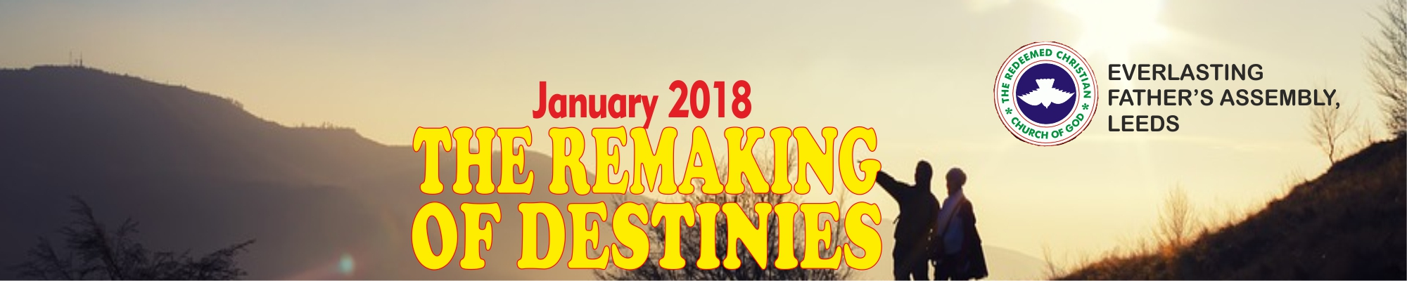 January 2018 Theme – The Remaking of Destinies