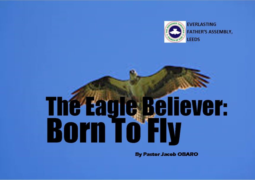 The Eagle Believer: Born To Fly, by Pastor Jacob Obaro